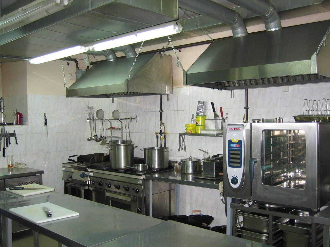 Commercial kitchen hood design best free home design for Commercial kitchen hoods designs